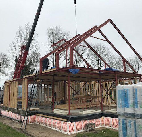 Nieuwbouw Bolten aannemer