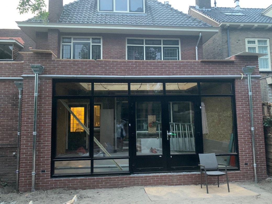 Nassauplein Alkmaar renovatie Nassaulaan aanbouw Alkmaar